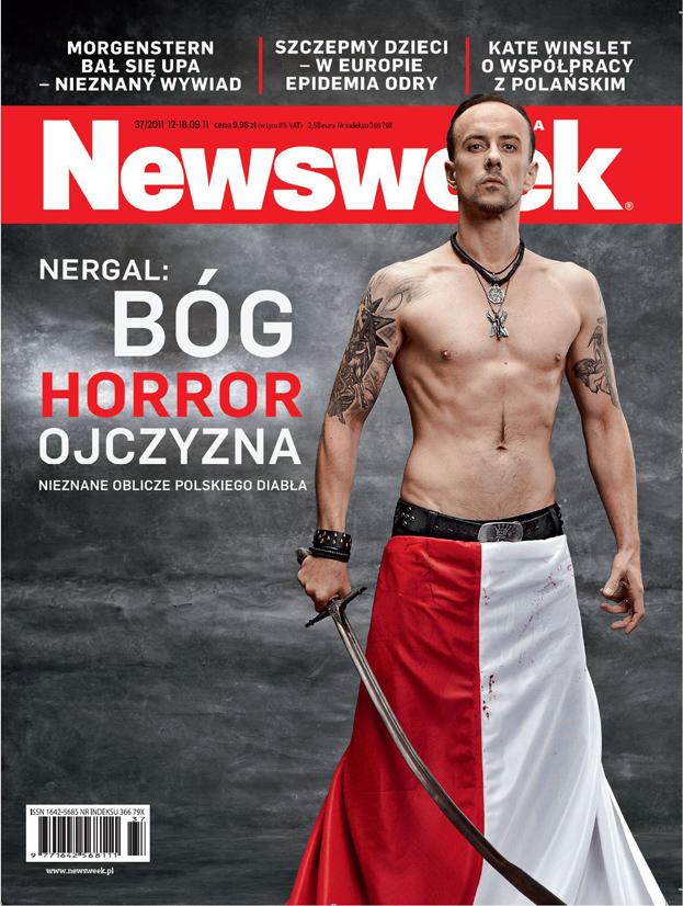 Nergal Newsweek