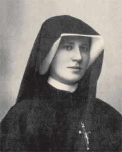 Maria Faustyna Kowalska,  1929.